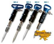 Молоток отбойный МО-2Б,  МО-3Б,  МО-4Б,  МОП-2,  МО-2К,  пика,  пружина.