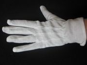 Перчатки  официанта,  перчатки для официантов,  перчатки офицерские