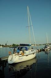Продам парусно-моторную яхту «DIAMANT» Пик-34