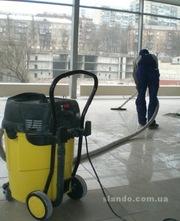 Уборка помещений после ремонта и строительства. Качество гарантируем.