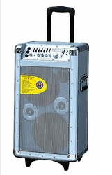 Комбо колонка MS-28USB,  акустика на аккумуляторе