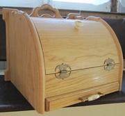 Хлебница,  деревянная хлебница,  подарок для любимого человека
