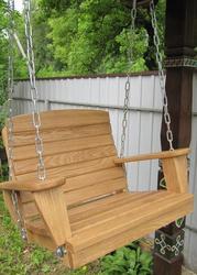 Качеля для сада,  деревянная качеля,  экологичночистая качеля для детей