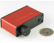 Усилитель для наушников Nuforce uDAC-2 Red