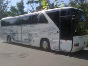 Перевозки автобусом Мерседес,  аренда автобуса Мерседес Киев