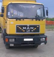 Грузовик MAN 14272 продажа гидроборт,  купить грузовик Ман Киев