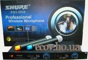 Микрофоны,  радиомикрофоны и радиосистемы.