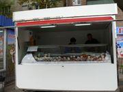 Продам торговый автоприцеп с холодильной установкой