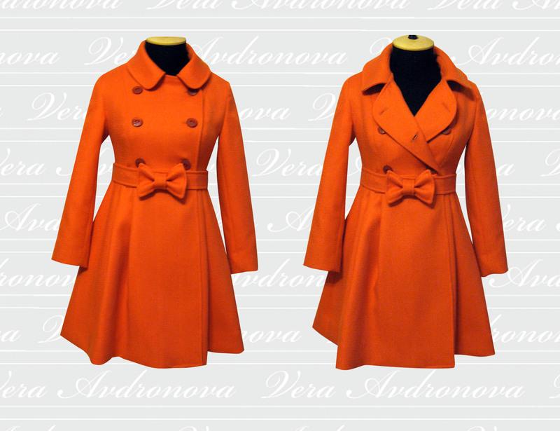 Выставка продажа пальто 8