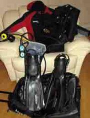 Продам комплект оборудования Mares (новое)