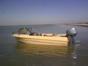 Лодка Крим