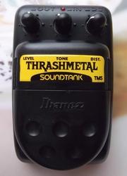Гитарная педаль  Ibanez Soundtank  TM-5  дисторшн – 250грн