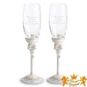 Свадебные бокалы класса DeLuxe