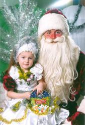 Вызов Деда Мороза по Киеву!