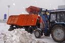 Вывоз мусора и уборка снега