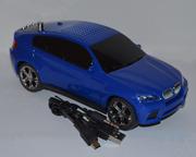 Продам колонку WS-688  исполненную в форме машинки BMW