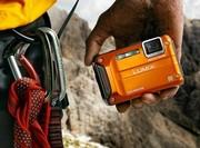 Panasonic LUMIX DMC-FT4 Orange