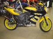 Продам новый мотоцикл G-Max Racer 50