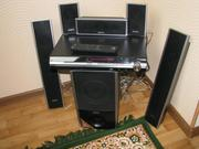 Домашний кинотеатр с караоке Sony DAV-DZ570