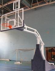 Стойка баскетбольная мобильная профессиональная