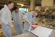 Где и как обучиться изготовлению стеклопластика.