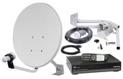 ремонт спутникового ТВ