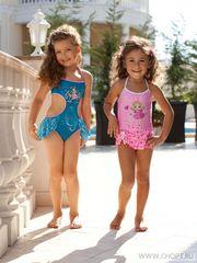Красивый итальянский купальник для детей