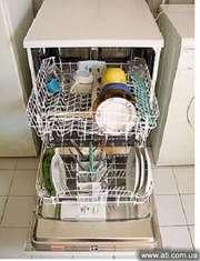 Подключение посудомоечных машин с гарантией