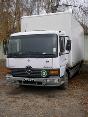 Mersedes Atego 815. Продаю.