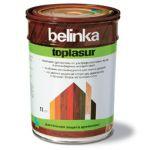 Belinka Toplasur (белинка топлазурь) -толстослойное лазурное покрытие.