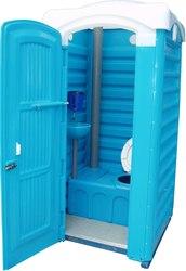 Туалет-кабина мобильная