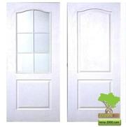 Двери межкомнатные МДФ глухие  и под стекло