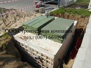 Канализация загородного дома,  коттеджа,  поселка,  очистные сооружения ТОПАС