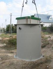 Автономная канализация  для частного дома,  коттеджа Феодосия,  Керч