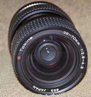 Tokina 28-70mm f/2.8-4.3 байонет Nikon F  N/Ai
