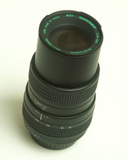 Quantaray 70-210mm 1:4-5.6 Multi Coated для всех камер Pentax