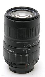 Sigma UC 100-300mm 1:4.5-6.7 Nikon автофокус