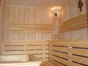 Строительство финских саун от компании «Твоя Баня»