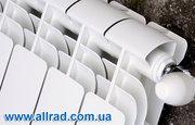 Алюминиевые радиаторы Global в Украине,  радиаторы отопления алюминиевы
