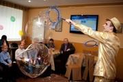 Здесь самое крутое шоу мыльных пузырей в Киеве!
