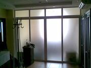 раздвижные двери алюминиевые киев