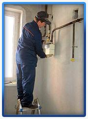 Установка  газовых счетчиков любых типов