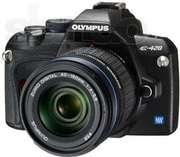 Продам фотоаппарат Olympus E - 420