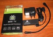 ТВ-приставка (Мини компьютер) для Смарт-ТВ MK 808 на базе Android 4.1