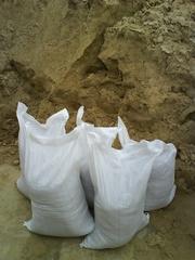 Песок в мешках,  Цемент,  Керамзит фасованный,  Щебень,  Отсев,  доставка