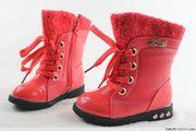 Супер классные ботиночки натуральные/лакерованый носок зима низкая цен