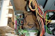 Чистка от пыли компьютеров и ноутбуков
