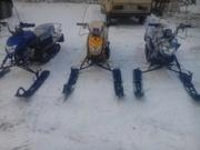 Снегоход DINGO T125 разборной!