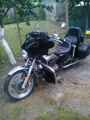 продам мотоцикл круизер v 400 см