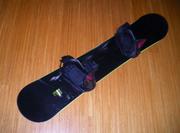 Продам мужск. Сноуборд Ride(158)+Крепы+Ботинки(42)+Чехол. Фрирайд